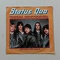 """Status Quo - Tape / Vinyl / CD / Recording etc - Status Quo- Young pretender/ Never too late  7"""""""