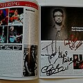 Ten Years After - Other Collectable - signed Arrow Rock Festival program/ Ten Years After