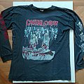Cannibal Corpse - TShirt or Longsleeve - Cannibal Corpse- Butchered at birth longsleeve