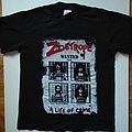 Zoetrope- A life of crime shirt