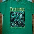 Pestilence - TShirt or Longsleeve - Pestilence- Consuming impulse shirt