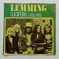 "Lemming - Tape / Vinyl / CD / Recording etc - Lemming- Lucifera/ I feel free 7"""
