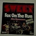 "The Sweet - Tape / Vinyl / CD / Recording etc - The Sweet- Fox on the run/ Miss demeanor 7"""