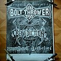 Bolt Thrower - Other Collectable - Bolt Thrower- Ground assault 2002 tourposter