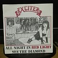 Exciter- All night in red light/ See the diamond 7""