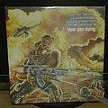 Laaz Rockit- Know your enemy lp Tape / Vinyl / CD / Recording etc