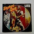 """Status Quo - Tape / Vinyl / CD / Recording etc - Status Quo- Lies/ Don't drive my car 7"""""""