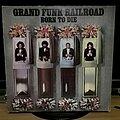 Grand Funk Railroad - Tape / Vinyl / CD / Recording etc - Grand Funk Railroad- Born to die lp