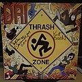 D.R.I.- Thrash zone lp