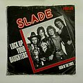 """Slade - Tape / Vinyl / CD / Recording etc - Slade- Lock up your daughters/ Sign of the times 7"""""""