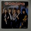 "Europe - Tape / Vinyl / CD / Recording etc - Europe- Carrie 7"""