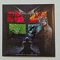 """Toxik - Tape / Vinyl / CD / Recording etc - signed Toxik- Kinetic closure 7"""""""