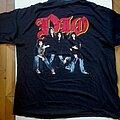 Dio - TShirt or Longsleeve - Dio- Lock up the wolves 1990 European tourshirt