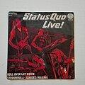 """Status Quo - Tape / Vinyl / CD / Recording etc - Status Quo- Live! 7"""""""