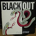 ssigned Black Out- Evil game lp