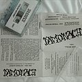 Damonacy - Tape / Vinyl / CD / Recording etc - original Damonacy- From within demo