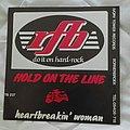 "RFB - Tape / Vinyl / CD / Recording etc - RFB- Hold on the line 7"""