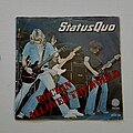 """Status Quo - Tape / Vinyl / CD / Recording etc - Status Quo- Rockin' all over the world/ Ring for a change 7"""""""