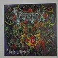 Vortex - Tape / Vinyl / CD / Recording etc - signed Vortex- Them witches lp