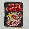 Ozzy Osbourne - Patch - Ozzy Osbourne- Bark at the moon patch