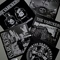 The Varukers - Other Collectable - The Varukers patch, stickers and buttons