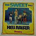 """The Sweet - Tape / Vinyl / CD / Recording etc - The Sweet- Hell raiser/ Burning 7"""""""