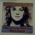 "Suzi Quatro - Tape / Vinyl / CD / Recording etc - Suzi Quatro- She's in love with you/ Space cadets 7"""