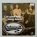 "Catapult - Tape / Vinyl / CD / Recording etc - Catapult- Let your hair hang down/ Performers prayer 7"""