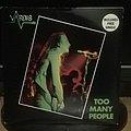 """Vardis- Too many people double 7""""  Tape / Vinyl / CD / Recording etc"""