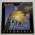 Def Leppard - Tape / Vinyl / CD / Recording etc - Def Leppard- Pyromania lp