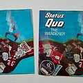 """Status Quo - Tape / Vinyl / CD / Recording etc - Status Quo- The wanderer / Can't be done 7"""""""