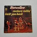 "Status Quo - Tape / Vinyl / CD / Recording etc - Status Quo- Rockers rollin' / Hold you back 7"""