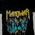 Manowar - TShirt or Longsleeve - Manowar-'Fighting the world European tour '87 shirt