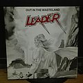 Leader- Out in the wasteland lp Tape / Vinyl / CD / Recording etc