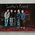 Lucifer's Friend - Other Collectable - Lucifer's Friend signature card