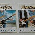 """Status Quo - Tape / Vinyl / CD / Recording etc - Status Quo- Rollin' home/ Lonely 7"""""""