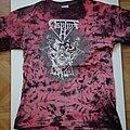 Asphyx - TShirt or Longsleeve - Asphyx 1992 batik tourshirt