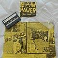 Raw Power tape Tape / Vinyl / CD / Recording etc