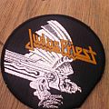 Exodus- Fabulous Disaster & Judas Priest- Screaming for Vengeance Woven Patches