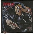"""Patch - razor """"evil invaders"""" (woven patch)"""