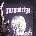 Patch - patch megadeth