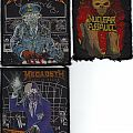 Patch - new patches, Nuclear Assault and megadeth
