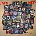 Starting death metal vest Battle Jacket
