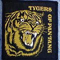 Patch - Tygers of Pan Tang official patch from 1980 Reading Rock festival