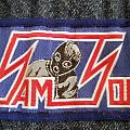Samson vintage patch