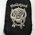 Motörhead bootleg patch from early 80s