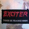 Patch - Exciter Tour de France 1984 vintage patch