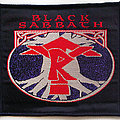 Black Sabbath - Patch - Black Sabbath TYR square version