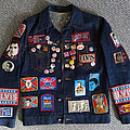 Elvis Presley - Battle Jacket - Elvis Presley tribute jacket southern pride