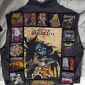 Pestilence - Battle Jacket - making new vest